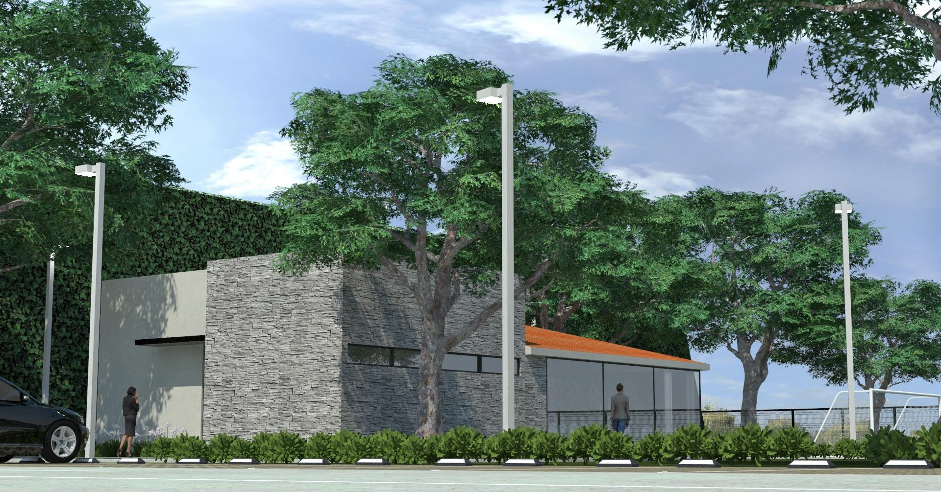 Next Industrial Park Zapopan Business Center